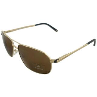MB587 02 Aviator Gold Plated